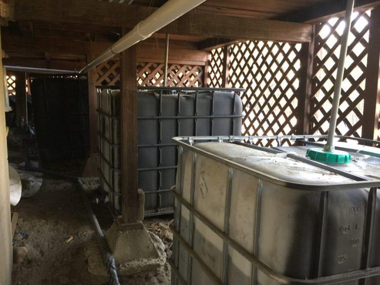 Rainwater Catchment