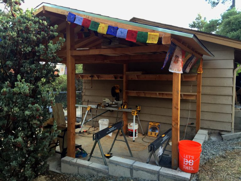 Outdoor Workshop